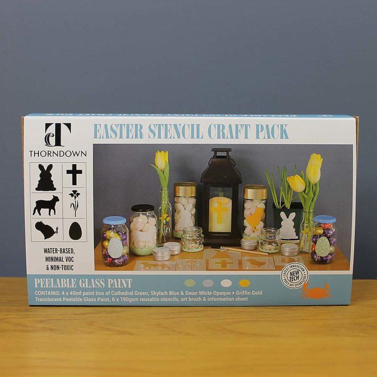 Thorndown-Easter-Stencil-Craft-Pack-box
