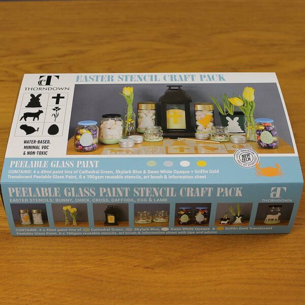 Thorndown-Peelable-Glass-Paint-Easter-Stencil-Craft-Pack