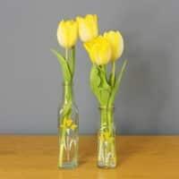 Thorndown-Peelable-Glass-Paint-daffodil-vases