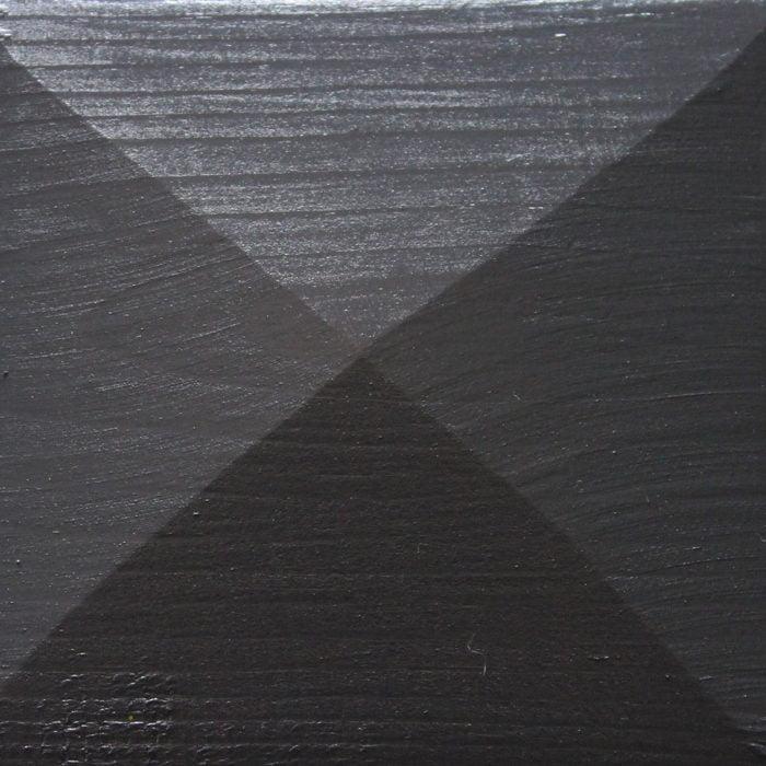 Thorndown-Bergamot-Grey-Wood-Paint-painted-pyramid