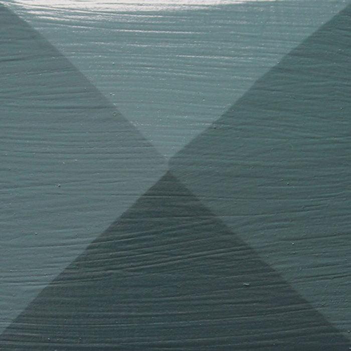 Thorndown-Brue-Blue-Wood-Paint-painted-pyramid