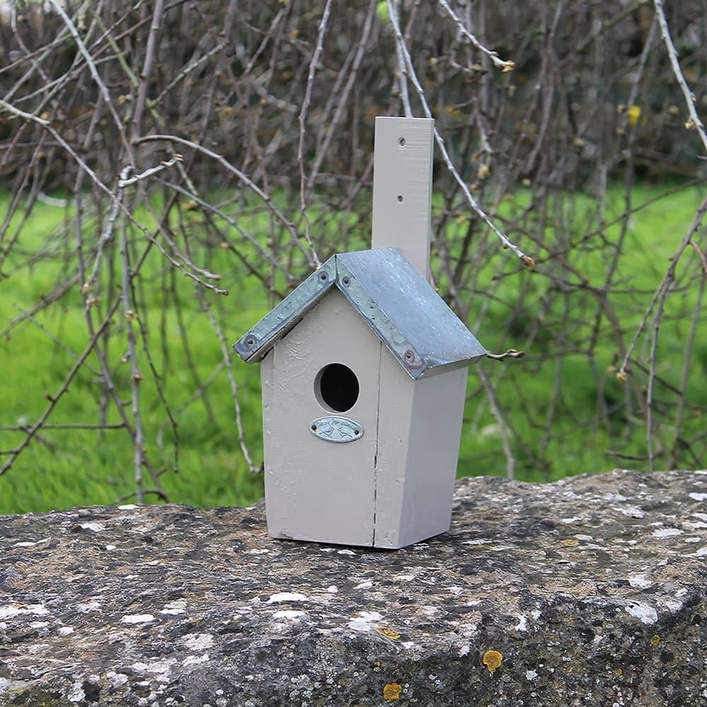 Thorndown-Tor-Stone-Wood-Paint-on-Bird-House