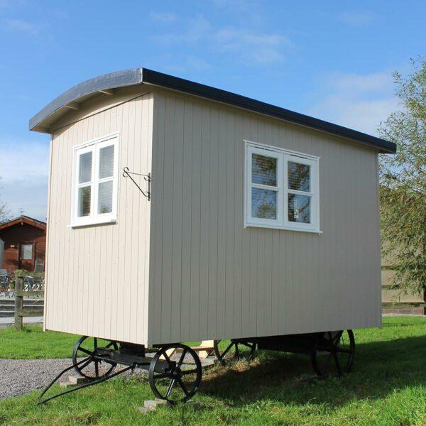 Thorndown-Tor-Stone-Wood-Paint-on-shepherds-hut