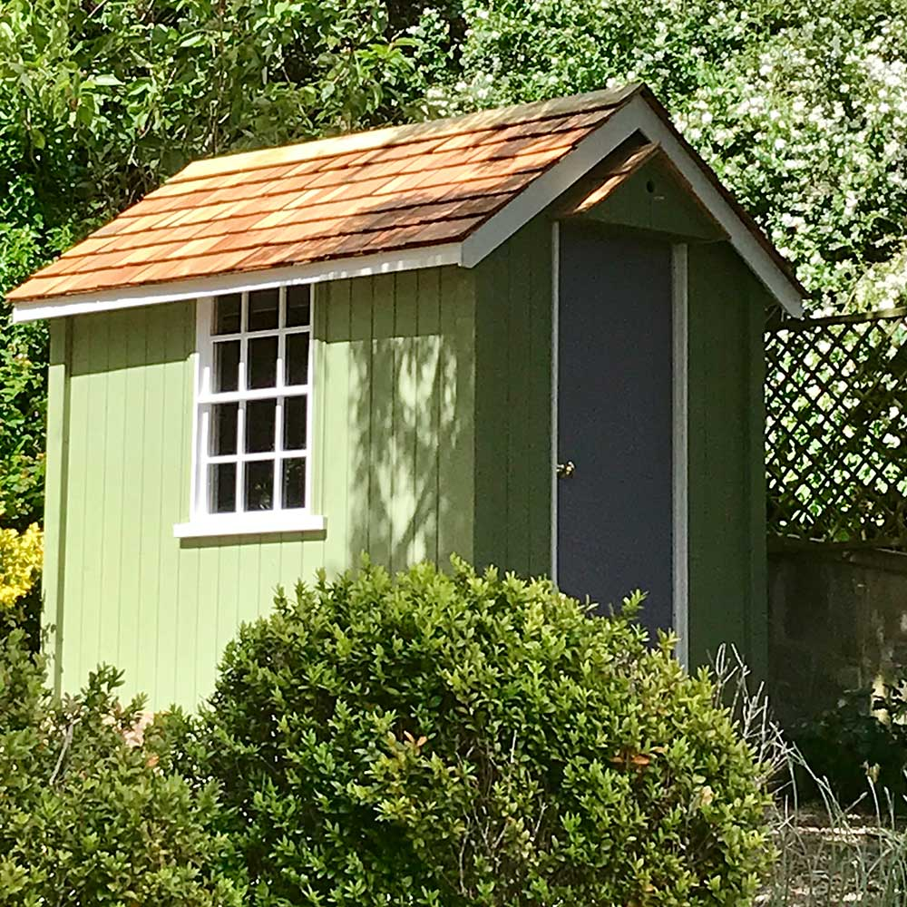 Thorndown-Sedge-Green-Wood-Paint-on-Wood-and-Space-Shed